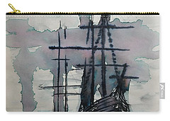 Study For Sailing Vessel Pandora Carry-all Pouch