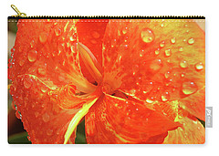 Stunning Canna Lily Carry-all Pouch