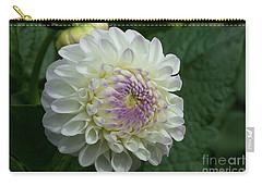 Stunning Gaylen Rose Dahlia Carry-all Pouch