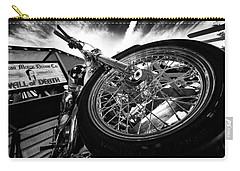 Stunt Bike Carry-all Pouch