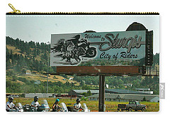 Sturgis City Of Riders Carry-all Pouch