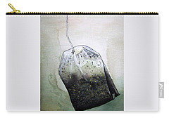 Submerged Tea Bag Carry-all Pouch by Mary Ellen Frazee