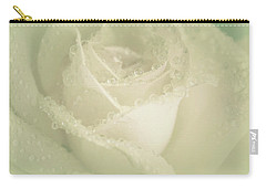 Carry-all Pouch featuring the photograph Subtle Beauty by The Art Of Marilyn Ridoutt-Greene