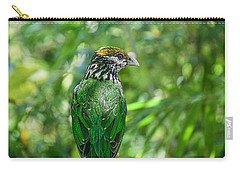 Subtropical Forest Dweller Carry-all Pouch