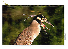 Carry-all Pouch featuring the photograph Success by Jean Noren