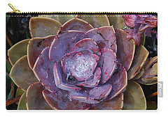 Succulent Star Carry-all Pouch