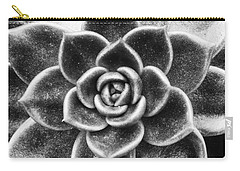 Succulent Symmetry Carry-all Pouch