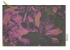 Succulents #3 Carry-all Pouch