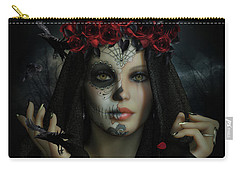 Sugar Doll Magic Carry-all Pouch by Shanina Conway
