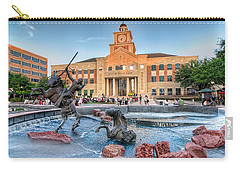 Sugar Land Town Center Carry-all Pouch