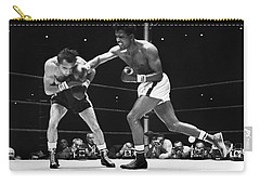 Sugar Ray Robinson Carry-all Pouch by Granger