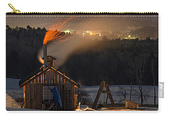 Sugaring View Carry-all Pouch by Tim Kirchoff