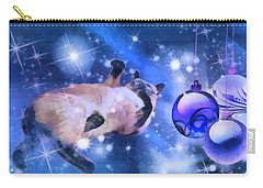 Sulley's Christmas Blues Carry-all Pouch