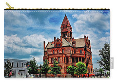 Sulphur Springs Courthouse Carry-all Pouch