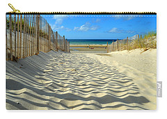 Sultry September Beach Carry-all Pouch