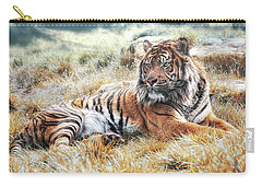 Critically Endangered Carry-all Pouches