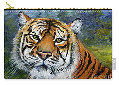 Sumatran Tiger Carry-all Pouch
