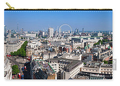 Sumer Panorama Of London Carry-all Pouch