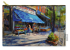 Summer Afternoon, Columbus Avenue Carry-all Pouch