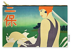 Summer At Miho Peninsula 1930 Carry-all Pouch