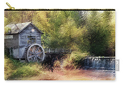 Summer At The Mill Carry-all Pouch