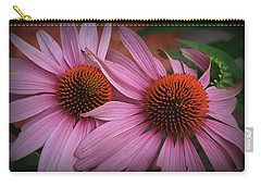 Summer Beauties - Coneflowers Carry-all Pouch