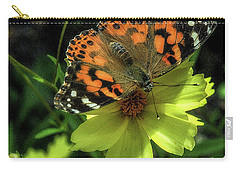 Carry-all Pouch featuring the photograph Summer Beauty by Bruce Carpenter