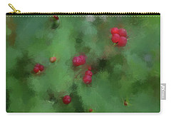 Summer Berries Carry-all Pouch by Aliceann Carlton