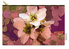 Summer Blossom Carry-all Pouch