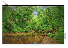 Summer Breeze II Carry-all Pouch