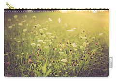 Carry-all Pouch featuring the photograph Summer Breeze by Shane Holsclaw