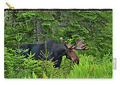 Summer Bull Carry-all Pouch