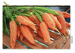 Summer Carrots Carry-all Pouch