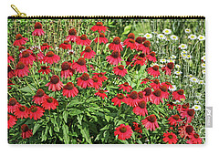 Summer Color Carry-all Pouch by Denise Romano