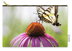 Carry-all Pouch featuring the photograph Summer Colors by Everet Regal