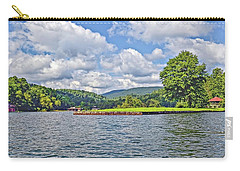 Summer Day At The Lake Carry-all Pouch