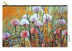 Summer Day Flowers Carry-all Pouch