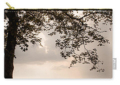 Carry-all Pouch featuring the photograph Summer Days On The Horizon by Parker Cunningham