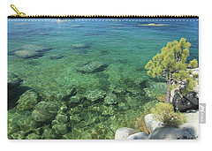 Carry-all Pouch featuring the photograph Summer Days  by Sean Sarsfield