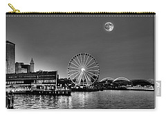 Summer Eve On The Seattle Waterfront Carry-all Pouch