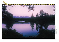 Summer Evening In New Hampshire Carry-all Pouch by Robin Regan