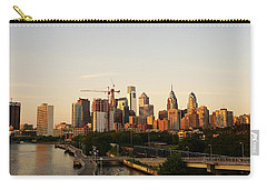 Summer Evening In Philadelphia Carry-all Pouch