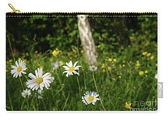 Carry-all Pouch featuring the photograph Summer Feeling by Kennerth and Birgitta Kullman