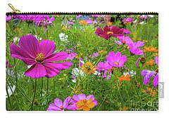 Summer Flower Garden Carry-all Pouch