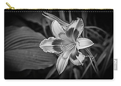 Summer Flower Carry-all Pouch by Ray Congrove
