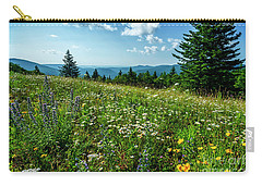 Summer Flowers In The Highlands Carry-all Pouch