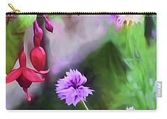 Summer Garden 1 Carry-all Pouch