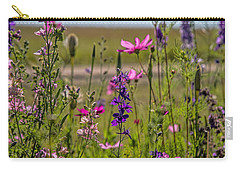 Summer Garden Carry-all Pouch by Alana Thrower