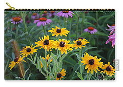 Summer Garden Carry-all Pouch by Yumi Johnson