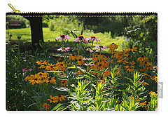 Summer Garden Carry-all Pouch